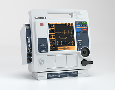 Medical Equipment | Defibrillator
