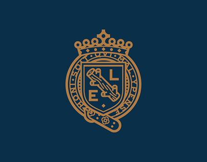 Earl of Leicester Logo Design
