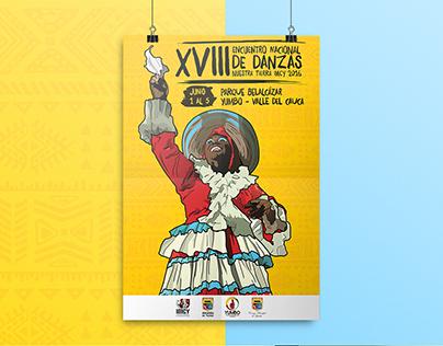 XVIII Encuentro Nacional de Danzas