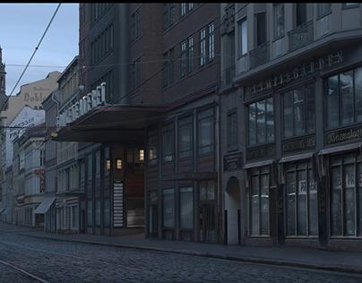 Kongens Nei (The Kings Choice) Norwegian Feature mattes