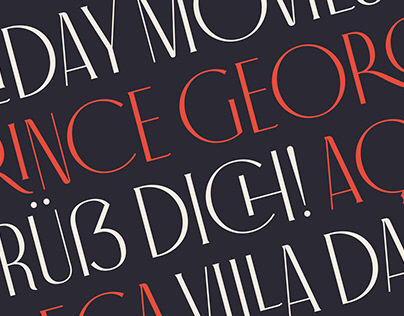 Antiga Typeface