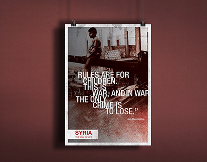 syria the will of life - posters