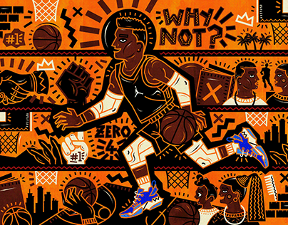 Russell Westbrook 'Why Not?' ZERO.4