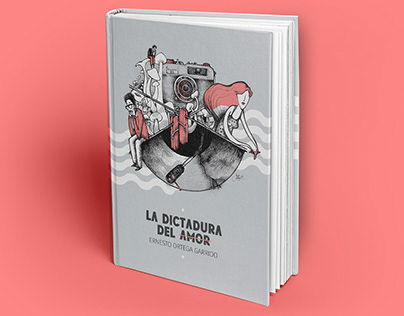 DICTADURA DEL AMOR // BOOK COVER