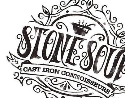 Stone Soup Restaurant Branding