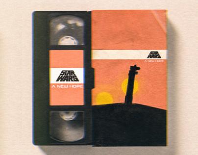 Star Wars - Poster minimalista