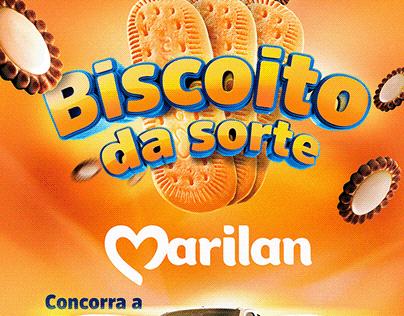 Biscoito da Sorte Marilan