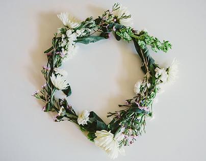Gathered Mag Hosts A Floral Workshop