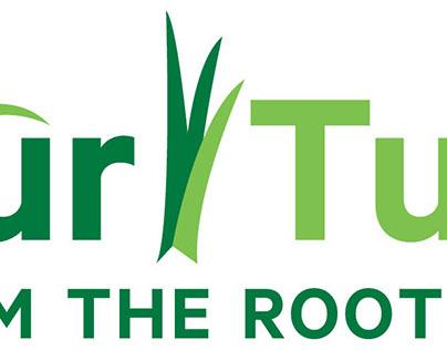 PurTurf Logo Design and Tagline Creation