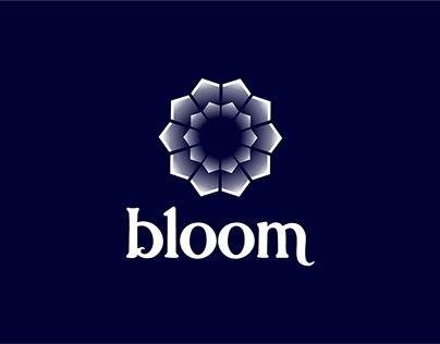 bloom - Logo Design