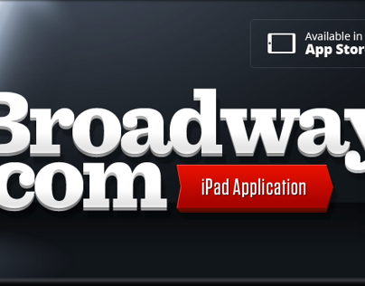 Broadway.com iPad App: Case Study