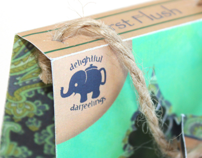 Delightful Darjeelings Packaging