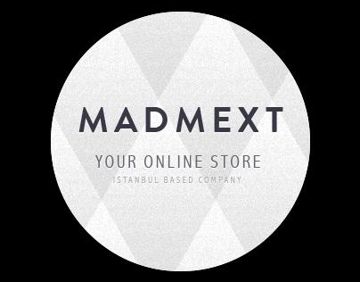MADMEXT WEB UI DESIGN