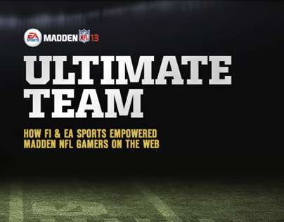 EA Madden Ultimate Team: Case Study