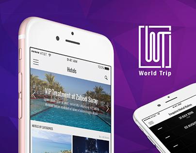 World Trip App