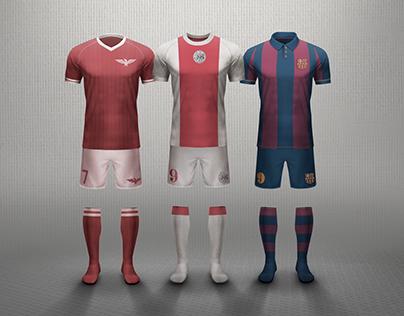Pure kits - Europe