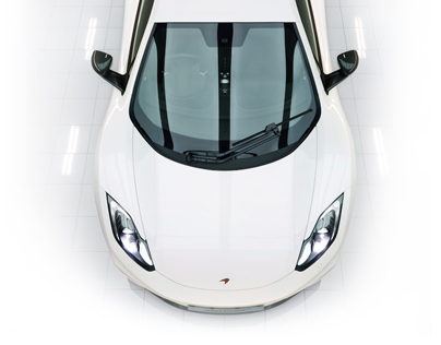 McLaren MP4-12C Photoshoot