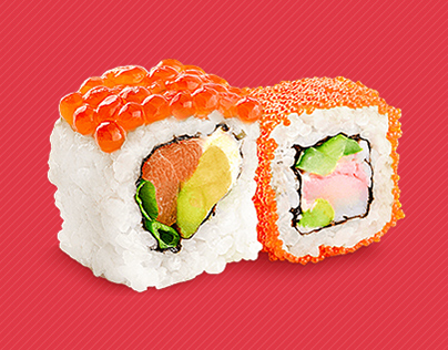 Sushi & Rolls - eCommerce