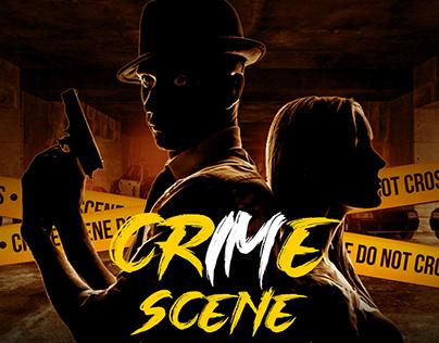 Crime Restaurant Teaser Poster
