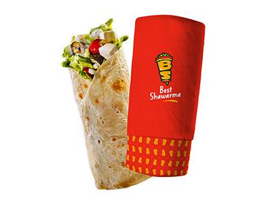 Shawarma Shop Rebranding