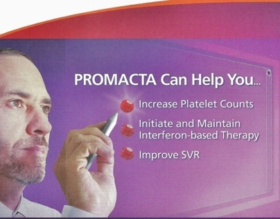 PROMACTA Launch for TCP in   Hepatitis C