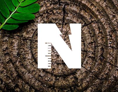 Natek Energy Logo and Corporate Identity Design