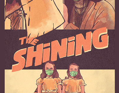 The Shining - Covid times