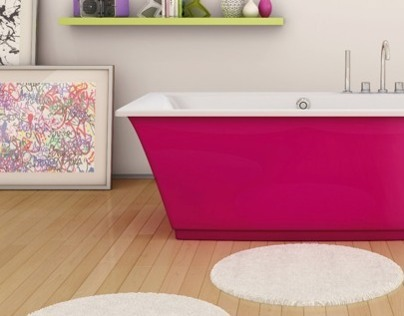 OPTIK - Freestanding tub