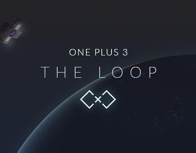 OnePlus: The Loop VR - App Design