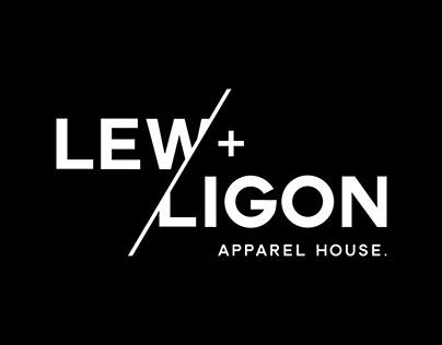 Lew + Ligon Brand Identity