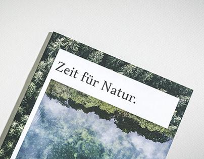 Zeit für Natur – Imagefolder for Nationalparks Austria