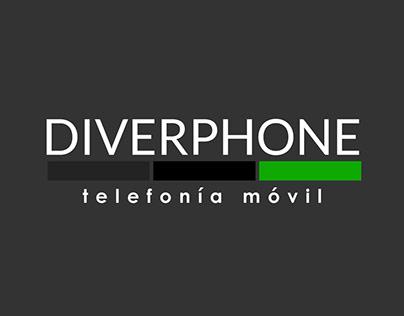 Diseño de Feed - Diverphone - Instagram