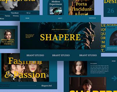 Shapere Presentation Templates