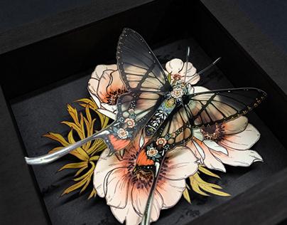 Entomology Shadowboxes