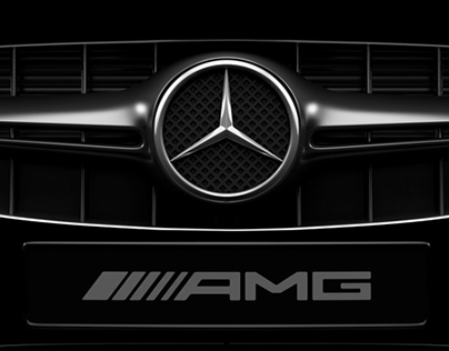 Mercedes-Benz AMG E63 2018 Reveal Animation