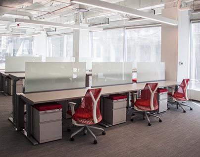 Ergonomic Work Spaces