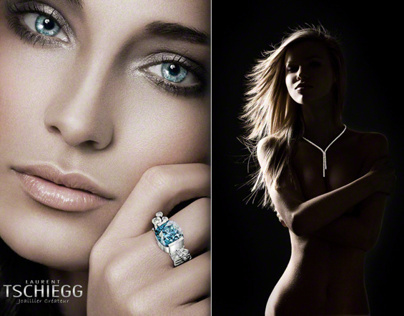 Laurent Tschiegg Jewel Advertising