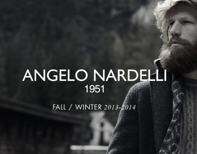 Angelo Nardelli 1951, Fall / Winter 2013 - 2014
