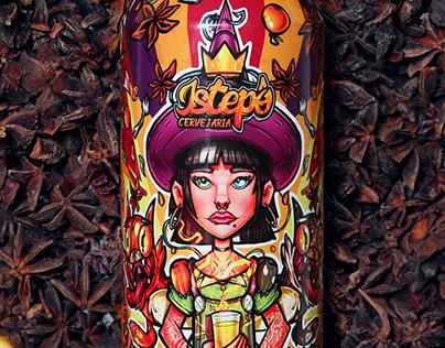 Istepô Brewery X Artur Falcão