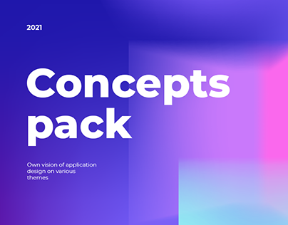 Concepts pack