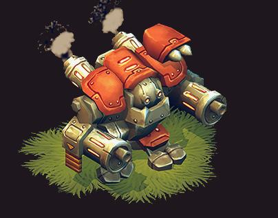 Battle Gears