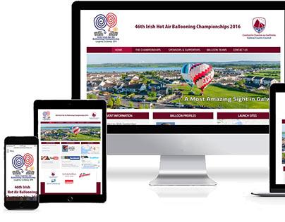 Irish National Hot Air Balloon Championships Website De