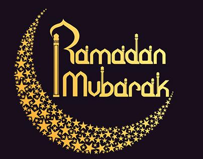 Ramadan Typography ,Calligraphy with Motion graphics