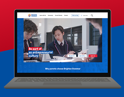 Brighton Grammar School Website