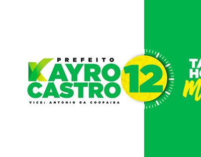 KAYRO CASTRO - PREFEITO 2020