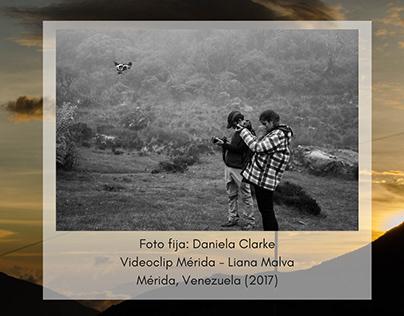 Foto fija Videoclip Mérida