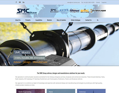 Wordpress design, CMS