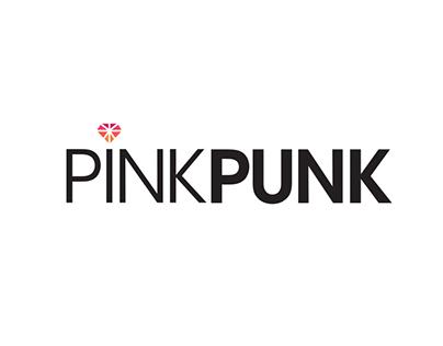 Pink Punk Brand Identity