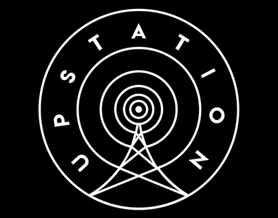 Upstation Logo Design