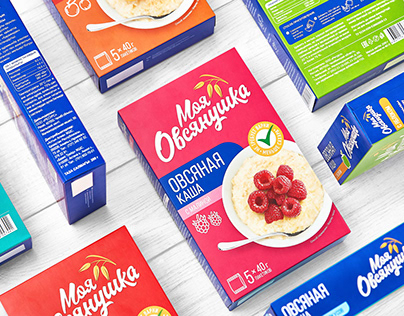 Moya Ovsyanushka (My Dear Porridge)